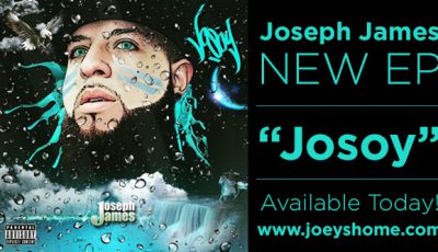 "Joseph James new EP ""Josoy"" - joeyshome.com"