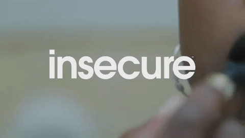 insecure HBO giphydotcom
